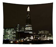 The Shard And Southbank London Tapestry