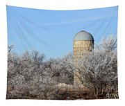 The Silo  Tapestry