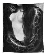 The Sin, 1893 Tapestry