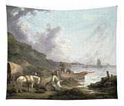 The Smugglers, 1792 Tapestry