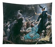 The Souls Of Acheron Tapestry