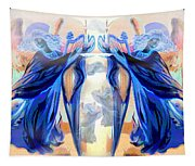 The Sounds Of Angels Tapestry