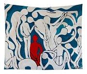 The Spaces Inbetween Tapestry