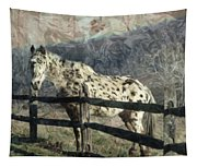 The Speckled Horse Tapestry