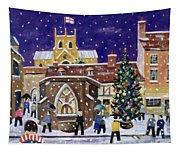 The Spirit Of Christmas Tapestry