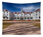 The Stanley Hotel Tapestry