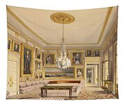 The Striped Drawing Room, Apsley House Tapestry