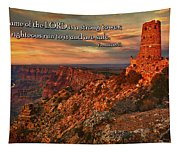The Strong Tower Tapestry