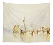 The Sun Of Venice Tapestry