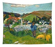 The Swineherd Tapestry