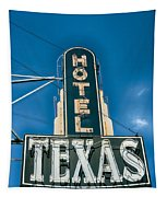 The Texas Hotel Tapestry
