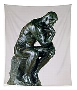 The Thinker, 1880-81 Tapestry