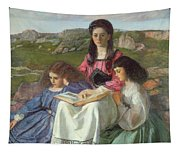 The Three Sisters Of Dean Liddell Tapestry