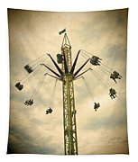 The Tower Swing Ride 2 Tapestry