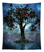 The Tree That Wept A Lake Of Tears Tapestry