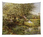 The Trysting Place Tapestry