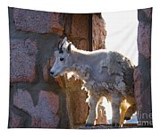 The Unexpected Guest Tapestry