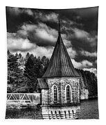 The Valve Tower Mono Tapestry