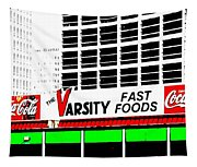 The Varsity Atlanta Pop Art Tapestry