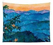 The Very Blue Ridge Tapestry