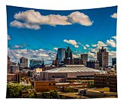 The View That Made Milwaukee Famous Tapestry