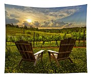 The Vineyard   Tapestry