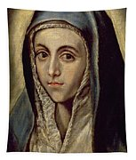 The Virgin Mary Tapestry