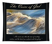 The Voice Of God Tapestry