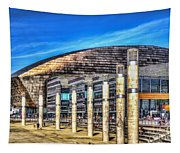 The Wales Millennium Centre Tapestry