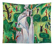 The Waterfall Tapestry