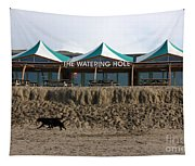 The Watering Hole Perranporth Tapestry