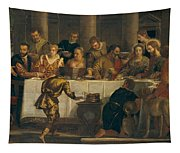 The Wedding At Cana Tapestry