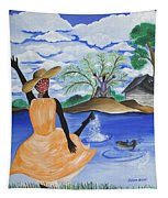 The Welcome River Tapestry