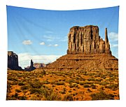 The West Mitten  Tapestry