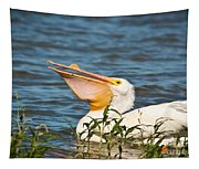 The White Pelican Tapestry