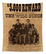 The Wild Bunch Tapestry