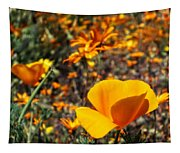 The Wildflowers Are Here And Spring Has Arrived Tapestry