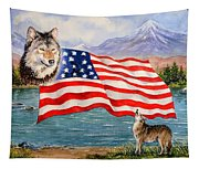 The Wildlife Freedom Collection 1 Tapestry
