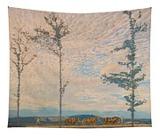 The Wooden Plough Tapestry