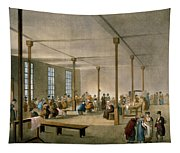 The Workhouse, St James, Parish, London Tapestry