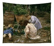 The Young Naturalists Tapestry