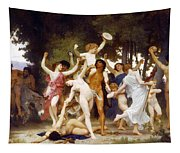 The Youth Of Bacchus Tapestry