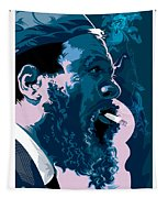 Thelonius Monk Tapestry