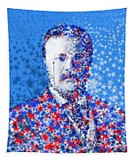 Theodore Roosevelt Tapestry