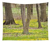 They're Not Weeds Tapestry