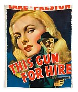 This Gun For Hire  Tapestry