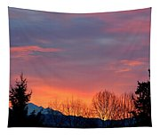This Magic Hour Tapestry