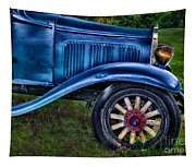 This Old Car Tapestry