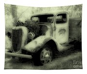 This Old Truck Tapestry
