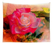 This Rose Reminds Me Of You Tapestry